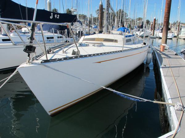 Bill Lee Yachts Santa Cruz 40 Santa Cruz 40