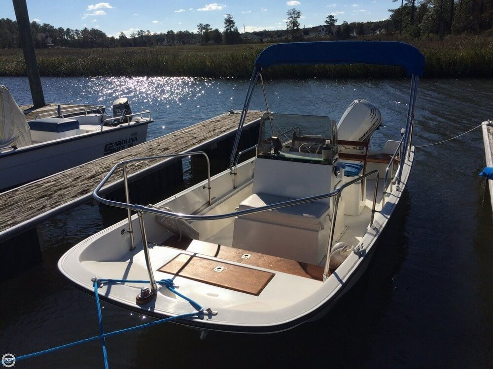Boston Whaler 17 Sakonnet 1965 Boston Whaler 17 Sakonnet for sale in Dagsboro, DE