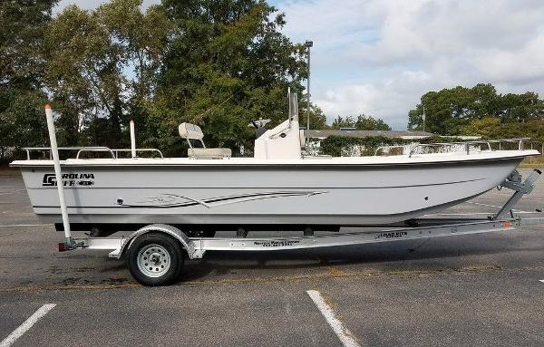 Carolina Skiff 21 SWS