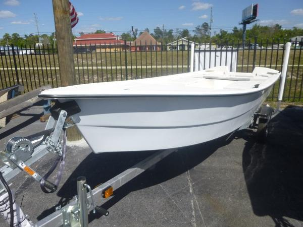 Stumpknocker 144 Sport Skiff