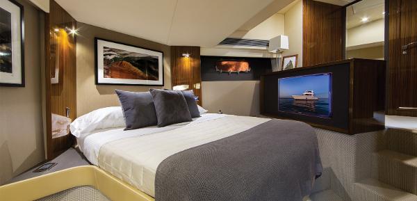 Maritimo S50 Cabin