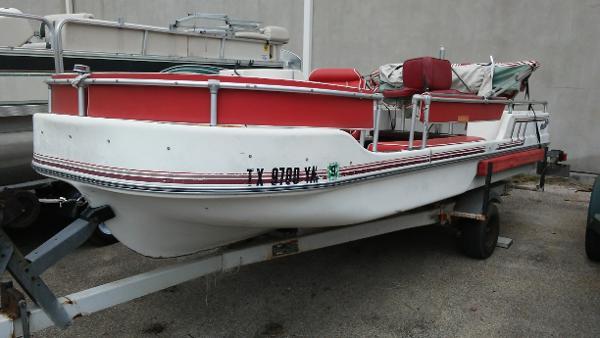 Deck Boat Deckette Ii