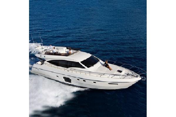 Ferretti Yachts 592 Manufacturer Provided Image
