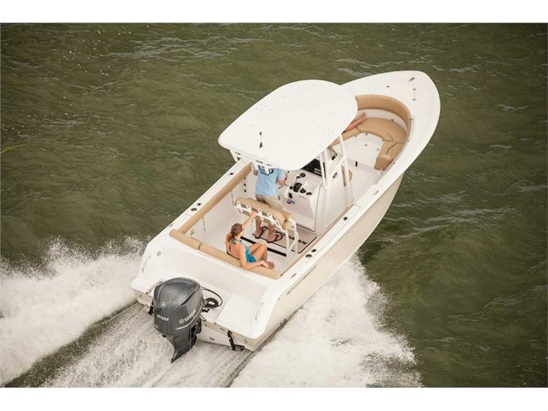 Sportsman Boats Heritage 231