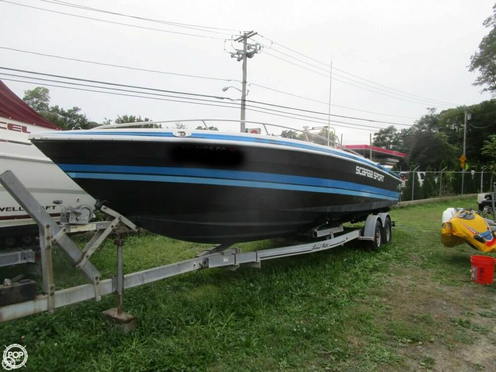 Wellcraft 30 Scarab Sport 1983 Wellcraft 30 Scarab Sport for sale in Miller Place, NY