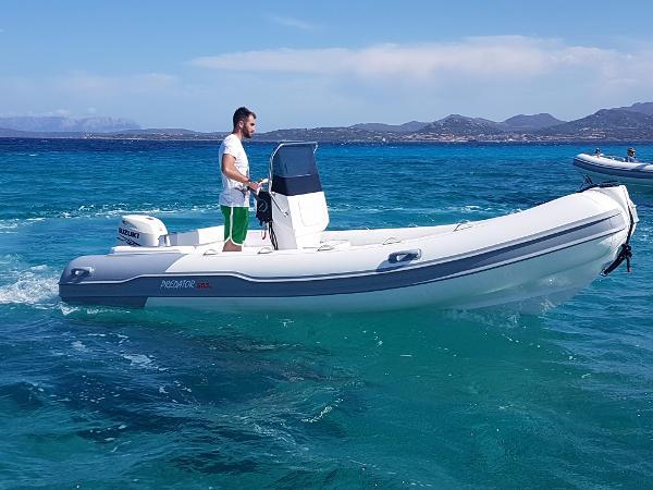Italboat Predator 500