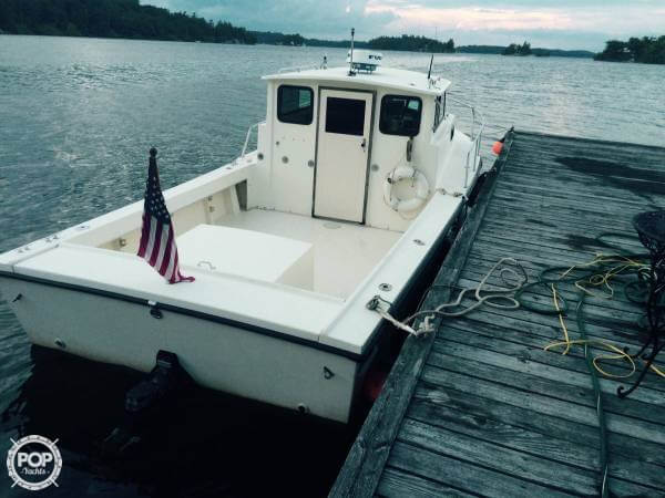 Parker 25 Sport Cabin 1992 Parker Marine 25 Sport Cabin for sale in Alexandria Bay, NY
