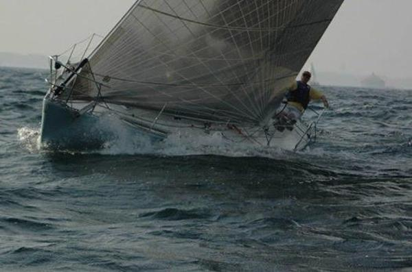 Hinterhoeller Frers F3 F-3 F 3 Sailing