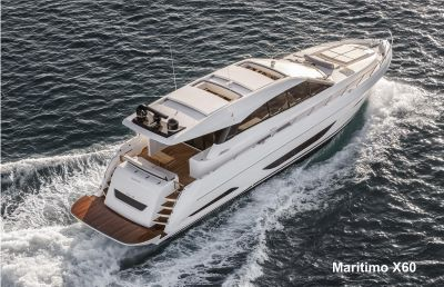 Maritimo X60 - Located in MI