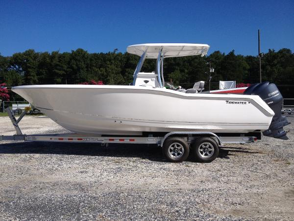 TIDEWATER BOATS 250 CC  ...Clearance Left Over