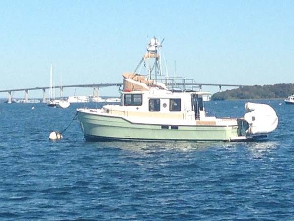 Ranger Tugs Motoryacht Main Profile
