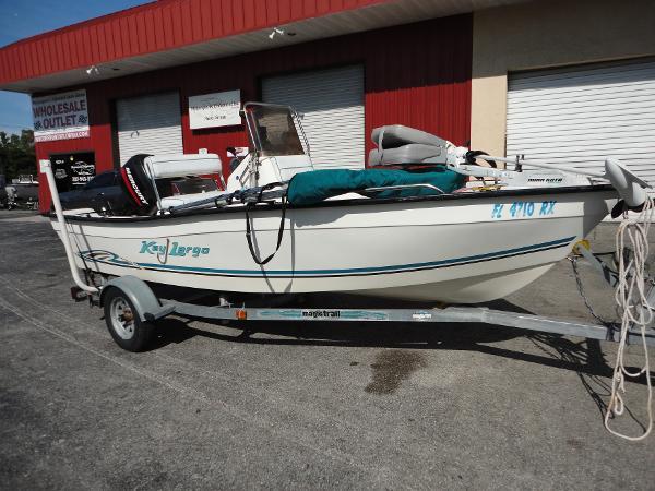 Key Largo 160 Cc