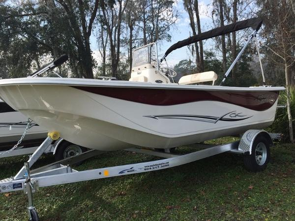 Carolina Skiff DLV Series 178