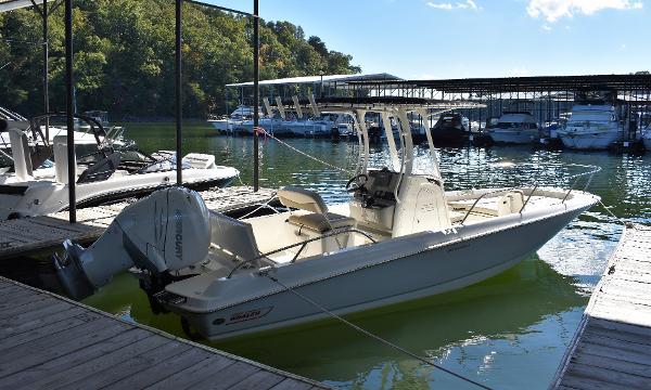 Boston Whaler 240 Dauntless