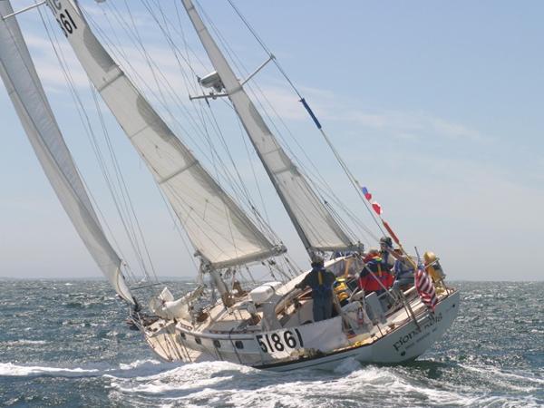 45 Cape Dory Ketch - Classic Cruiser/Racer