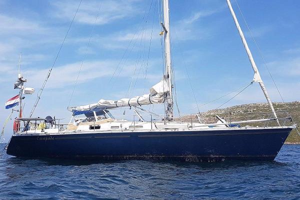 Spirit Yachts 41