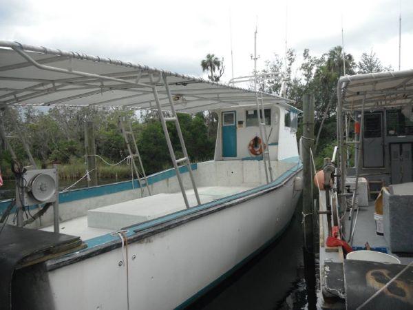 Marine Management Snapper/ Lobster Vessel
