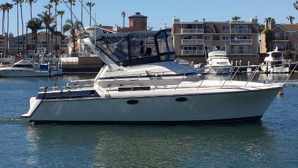 Navigator 336 Starboard Profile