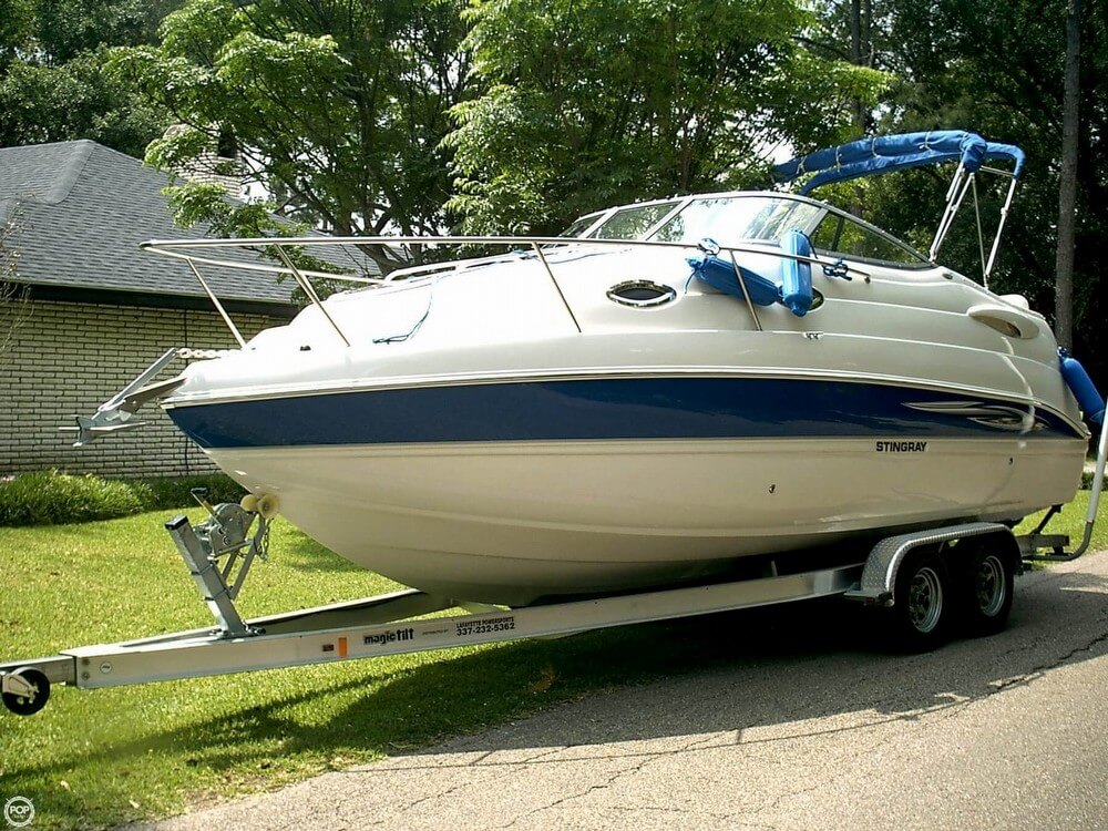St Martin 250 CS 2007 Stingray 250 CS for sale in Lafayette, LA