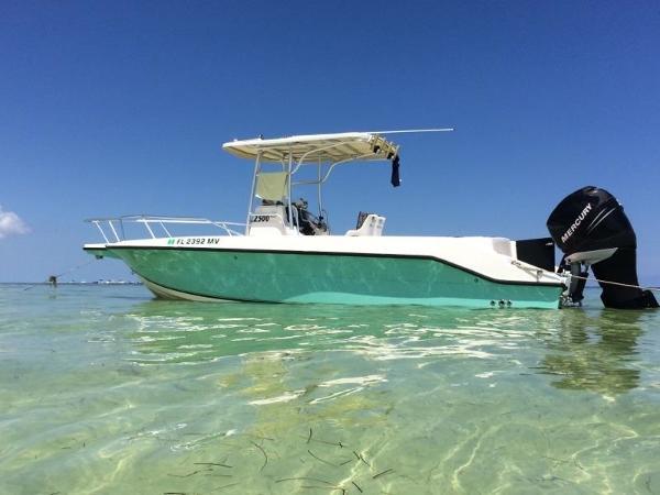 Angler Boats 2500cc