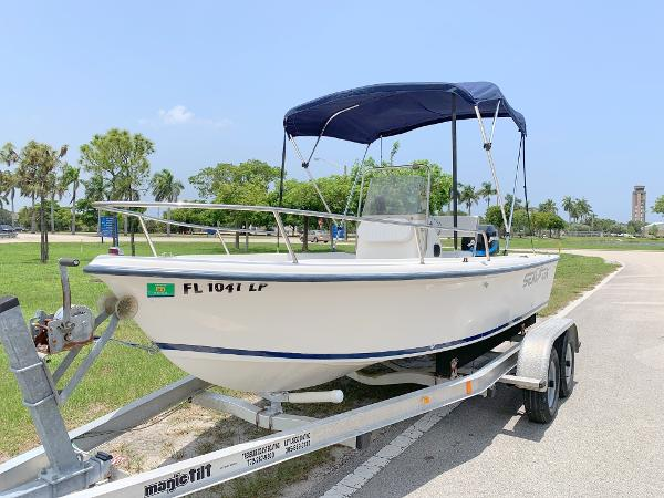 Sea Fox 172 Center Console