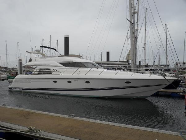 Sunseeker Manhattan 62 Sunseeker Manhattan 62 Mk2