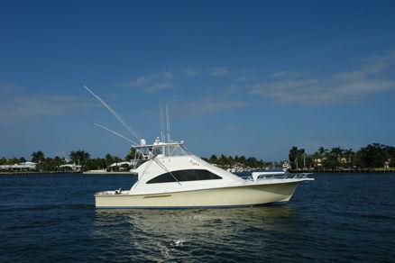 Ocean Super Sport Starboard Profile