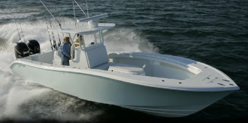 Yellowfin 34 Photo 1