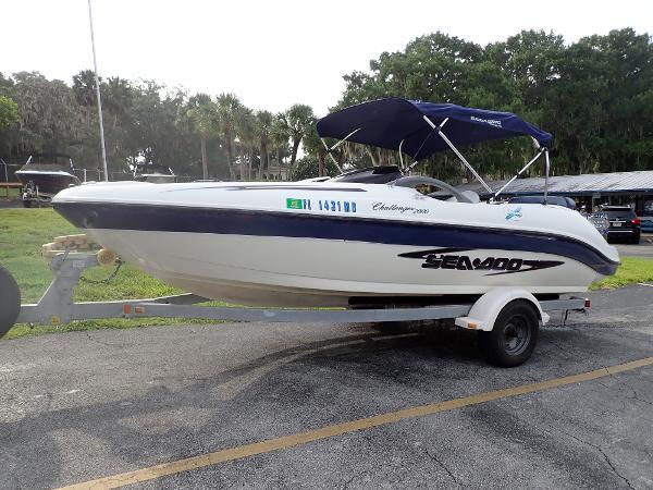 Sea-Doo Sport Boats Challenger 2000