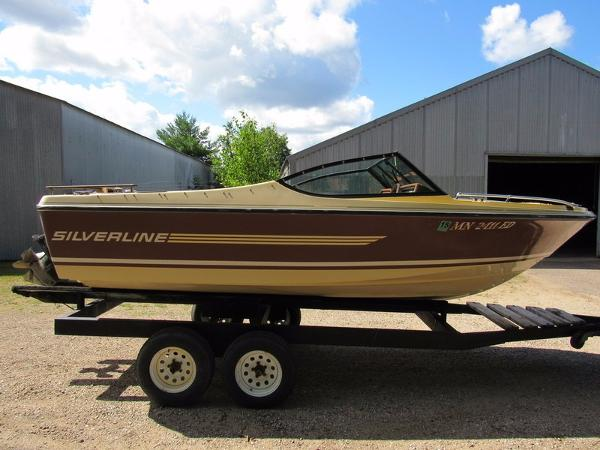 Silverline Nantucket 17VBR