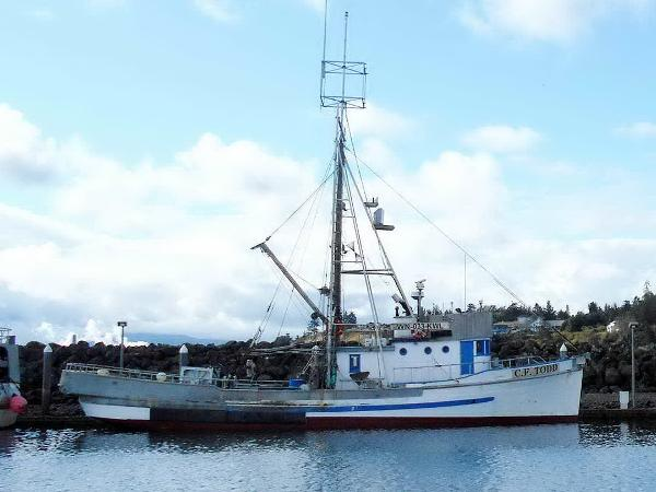 Commercial Longliner, Cod, Halibut, Crab