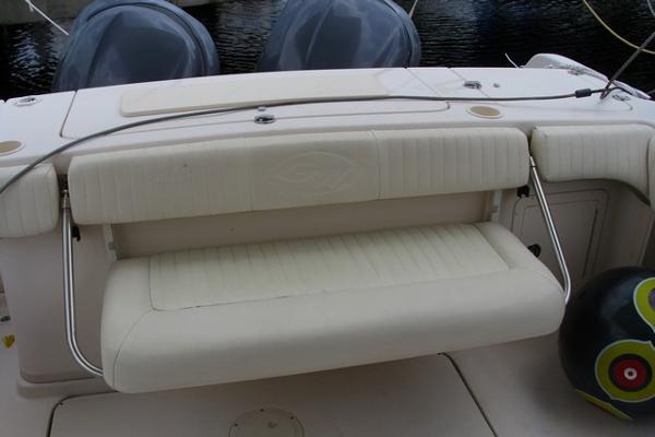 Aft Cockpit Seat
