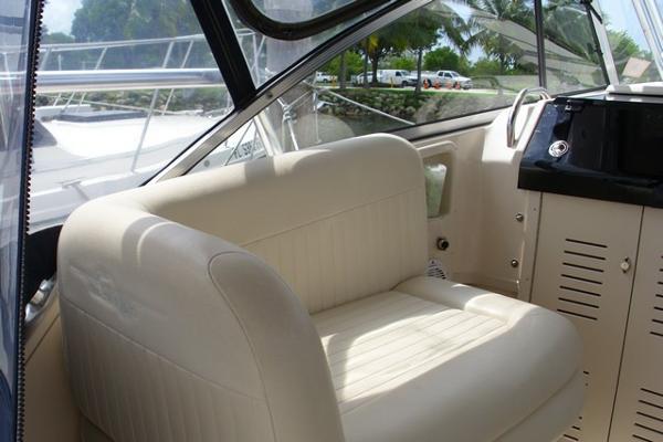 Dual Companion Seat