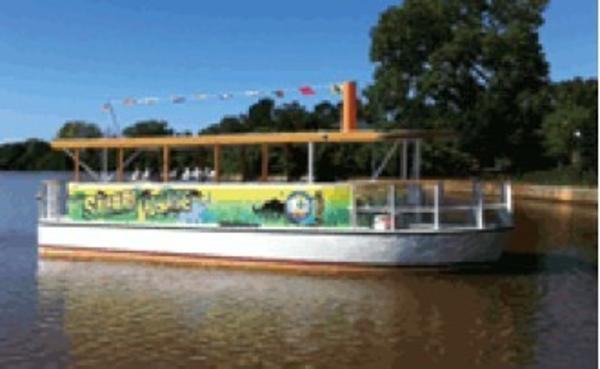 Evans Boat Building Electric Passenger Tour Vessel