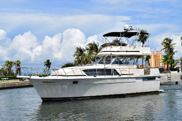Chris-Craft 410 Constellation