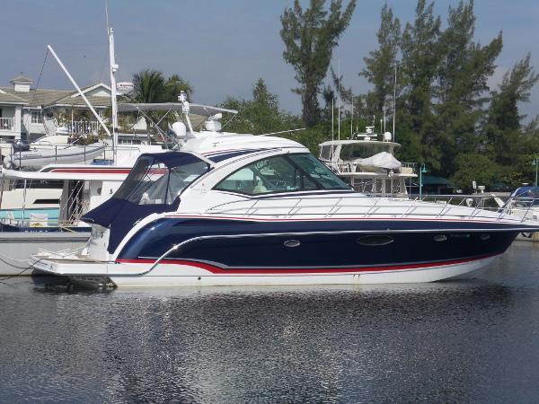 Formula 45 SS Yacht