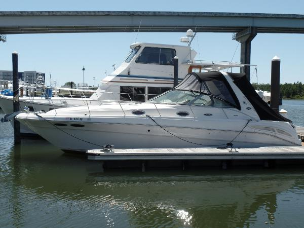 Sea Ray 340 Sundancer 340 Sea Ray Profile
