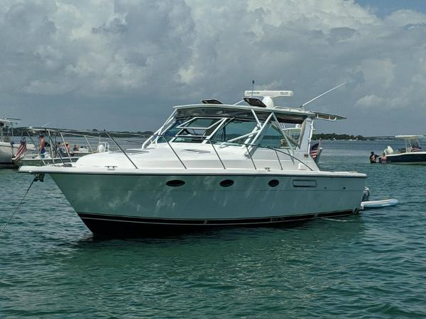 Tiara 3100 Open Port fwd