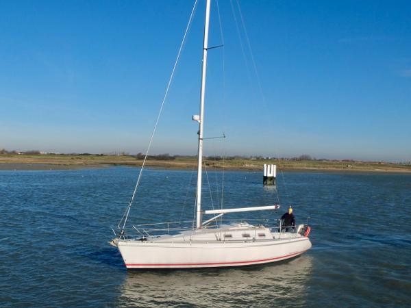Voile Bateaux En Vente A Nieuwpoort Belgique Boats Com