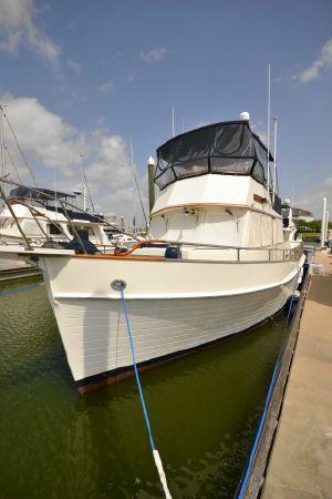 1989 Grand Banks 42 Classic League City Texas Boats Com