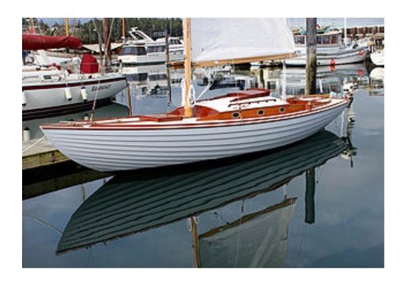 Nordic Folkboat