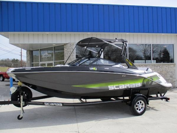 Scarab 215 Impulse Wake Edition