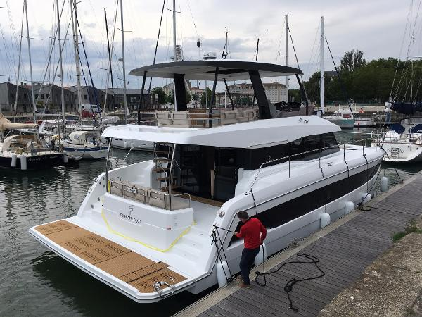 Fountaine Pajot MY 44 Identical sistership