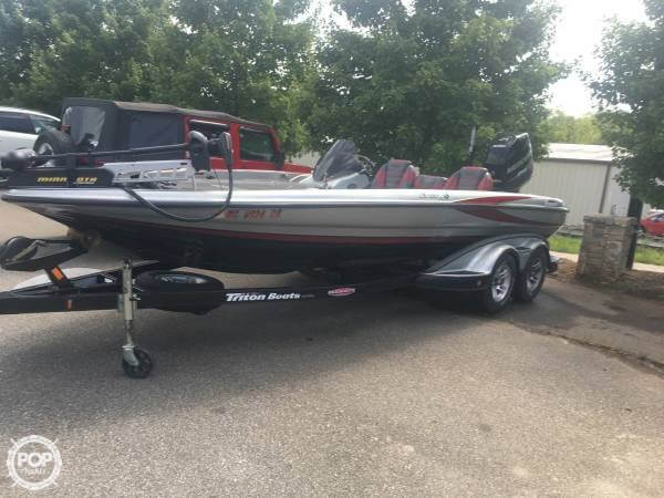 Triton 21 HP Eiite 2010 Triton 21 for sale in Weaverville, NC
