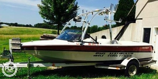 Correct Craft Ski Nautique 196 Signature Edition 1996 Correct Craft Ski Nautique 196 Signature Edition for sale in Edwardsville, KS