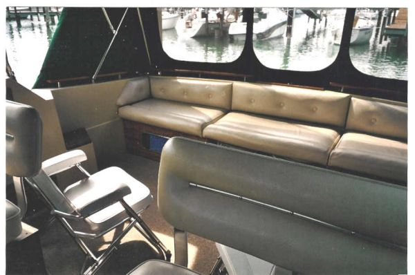 other double seat and transom seating