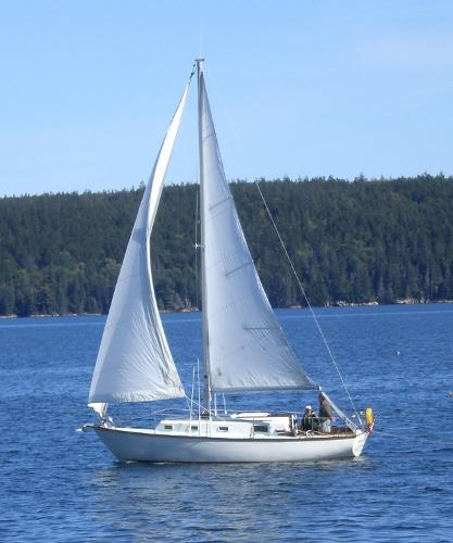 Cape Dory 28 Sloop