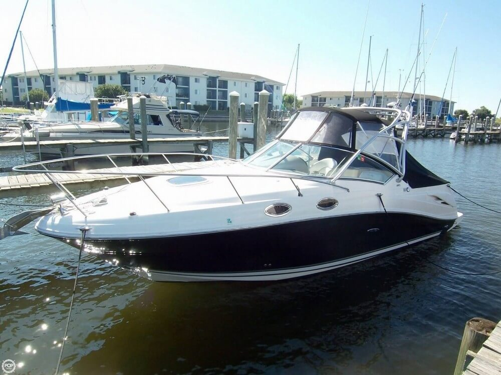 Sea Ray 270 Amberjack 27 2008 Sea Ray 270 Amberjack 27 for sale in Slidell, LA