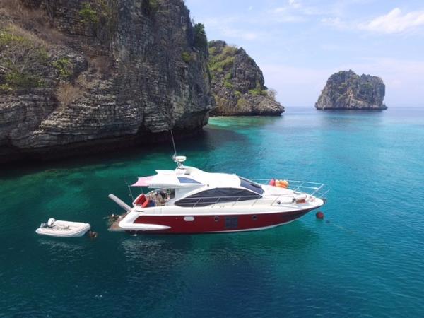 Azimut 43S Motor Yacht Azimut 43S-Profile