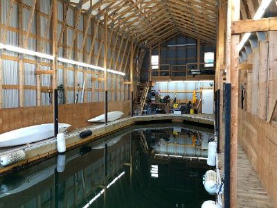 Platinum Boathouse Mezzanine
